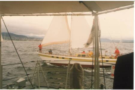 SOYC-007 Destiny in Hobart